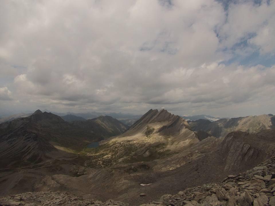 Cresta Taillante Alpes