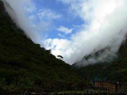 travesía Salcantay perú