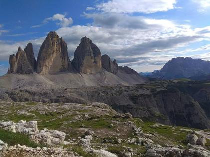 Travesía Dolomitas tres cimas de Lavaredo