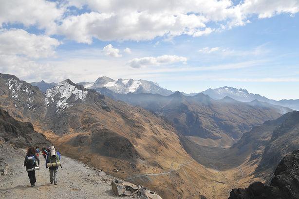 guia de montaña blog abisme