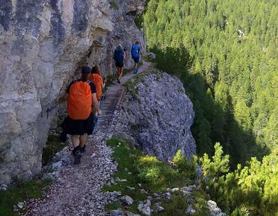 Travesía Dolomitas