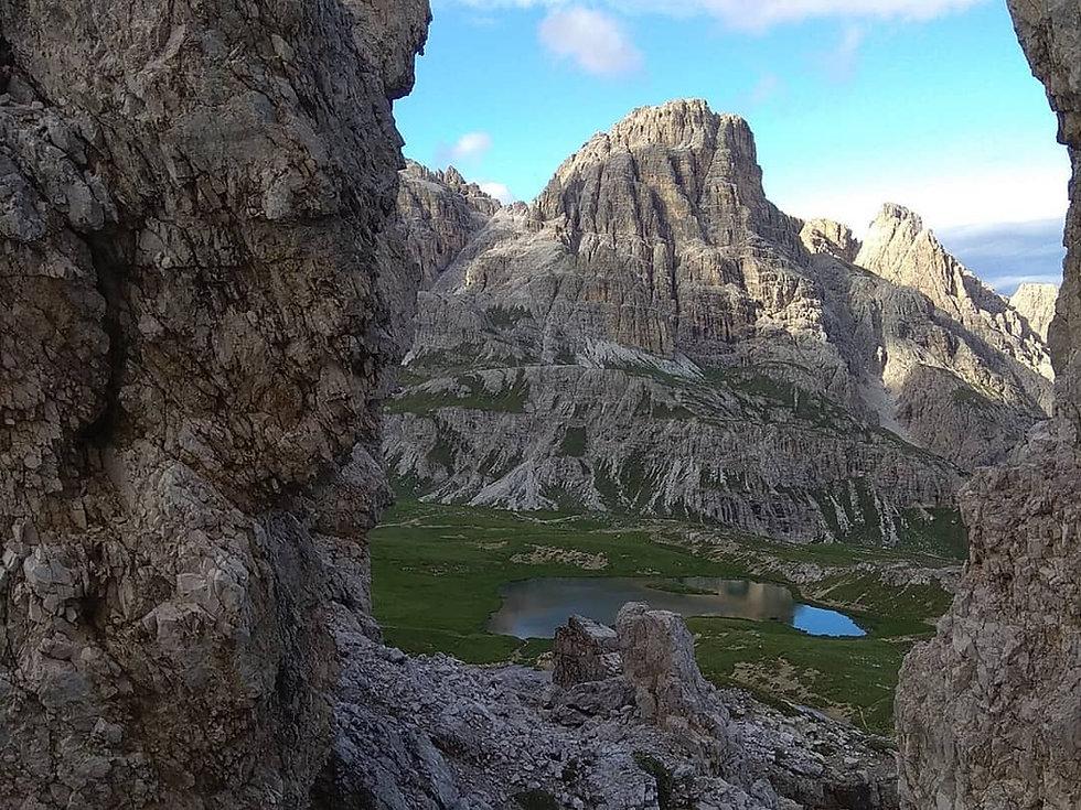graduación MIDE excursionimos curso de montaña abisme