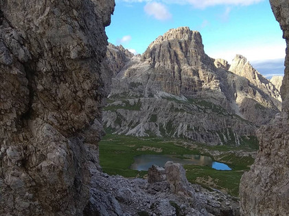 Trekking Dolomitas