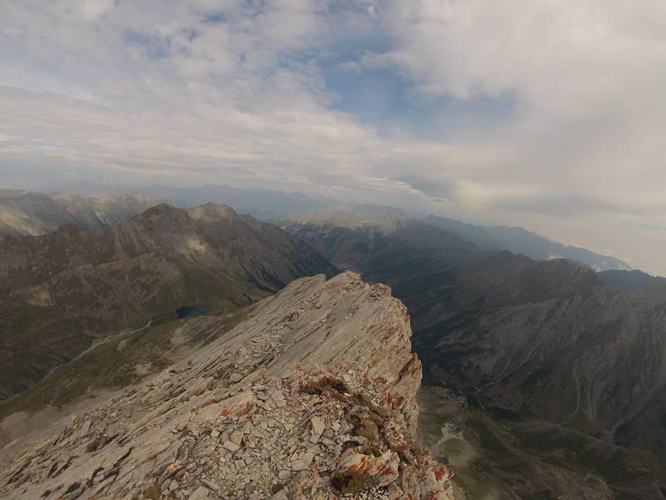 cresta Taillante queyras alpes