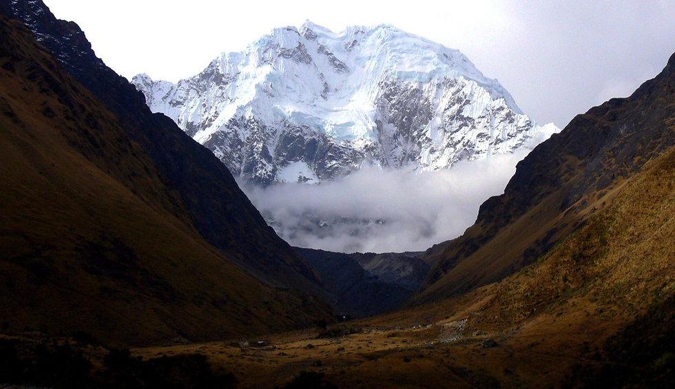 trekking Salcantay Perú excursionismo abisme