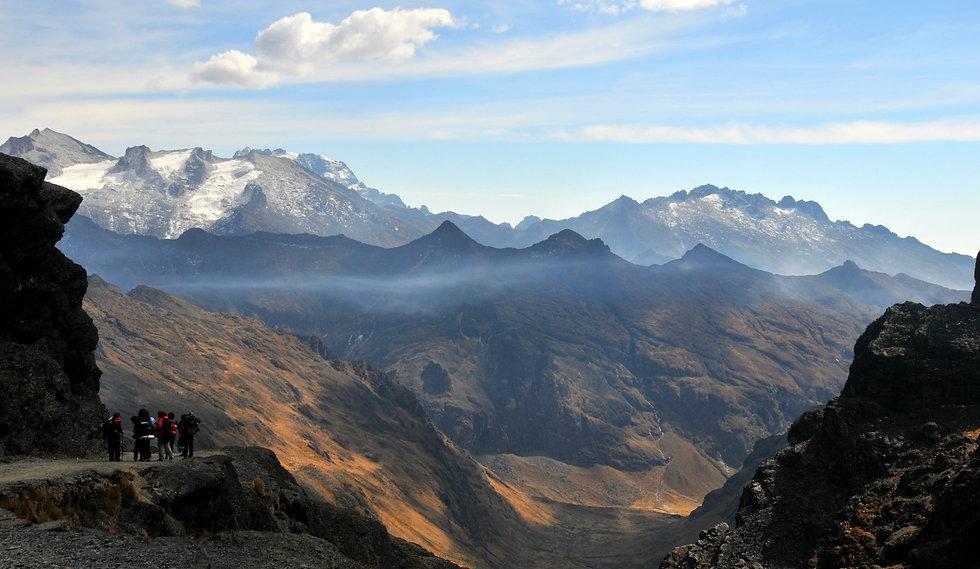 trekkings montaña Pirineos abisme