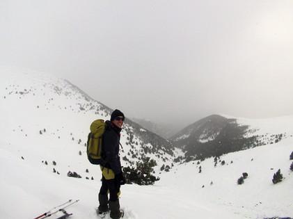 guiaje invernal pirineo catalán
