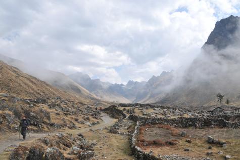 Trekkings bolivia perú