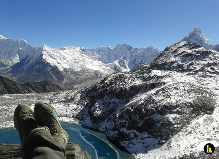 trekking nepal tres pasos gokyo