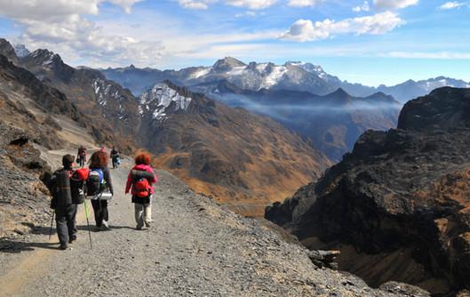 Bolivia treks