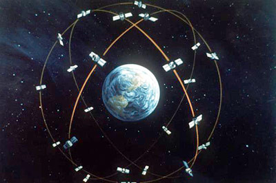 gps satélites