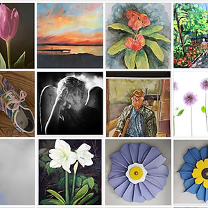 "Virtual Gallery ""Spring Fever"""
