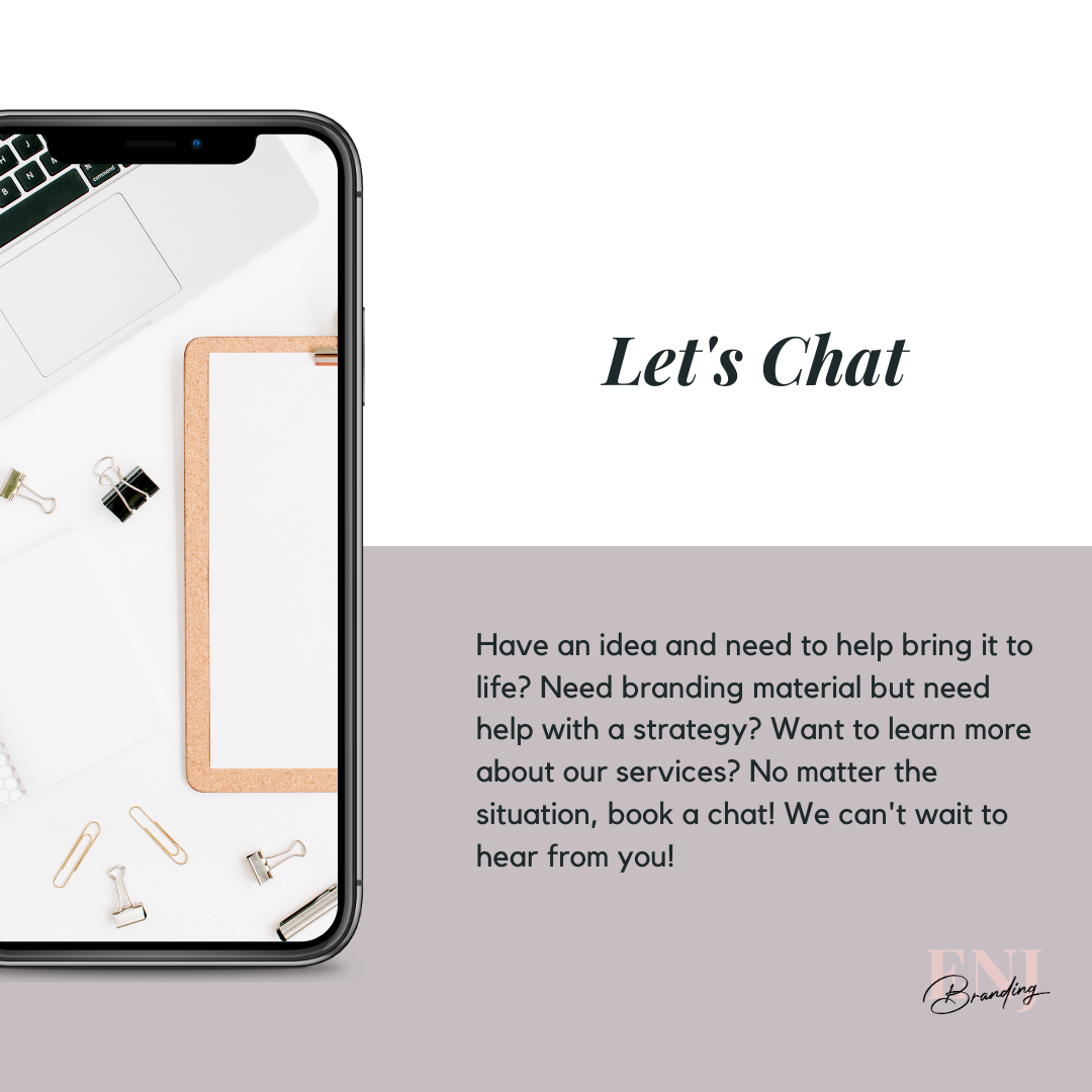 Let's Chat About Services