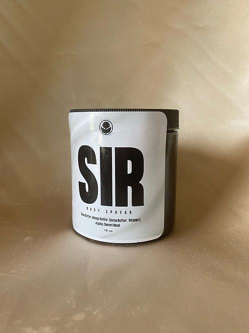 SIR Body Butter