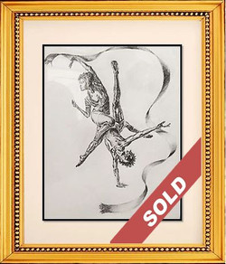 Dancer Couple - SOLD