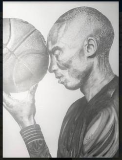 Kobe B'ball-Graphite