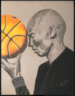 Kobe B'ball-Color