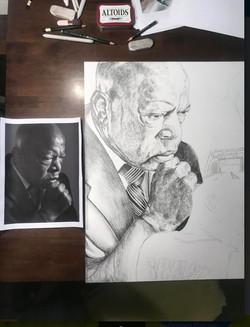John Lewis-In Progress