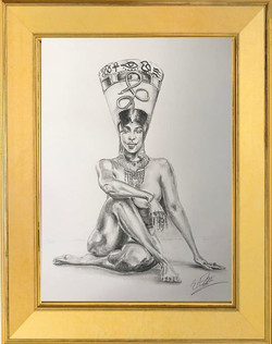Queen-Graphite