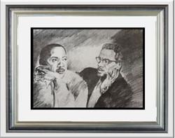 Martin and Malcolm