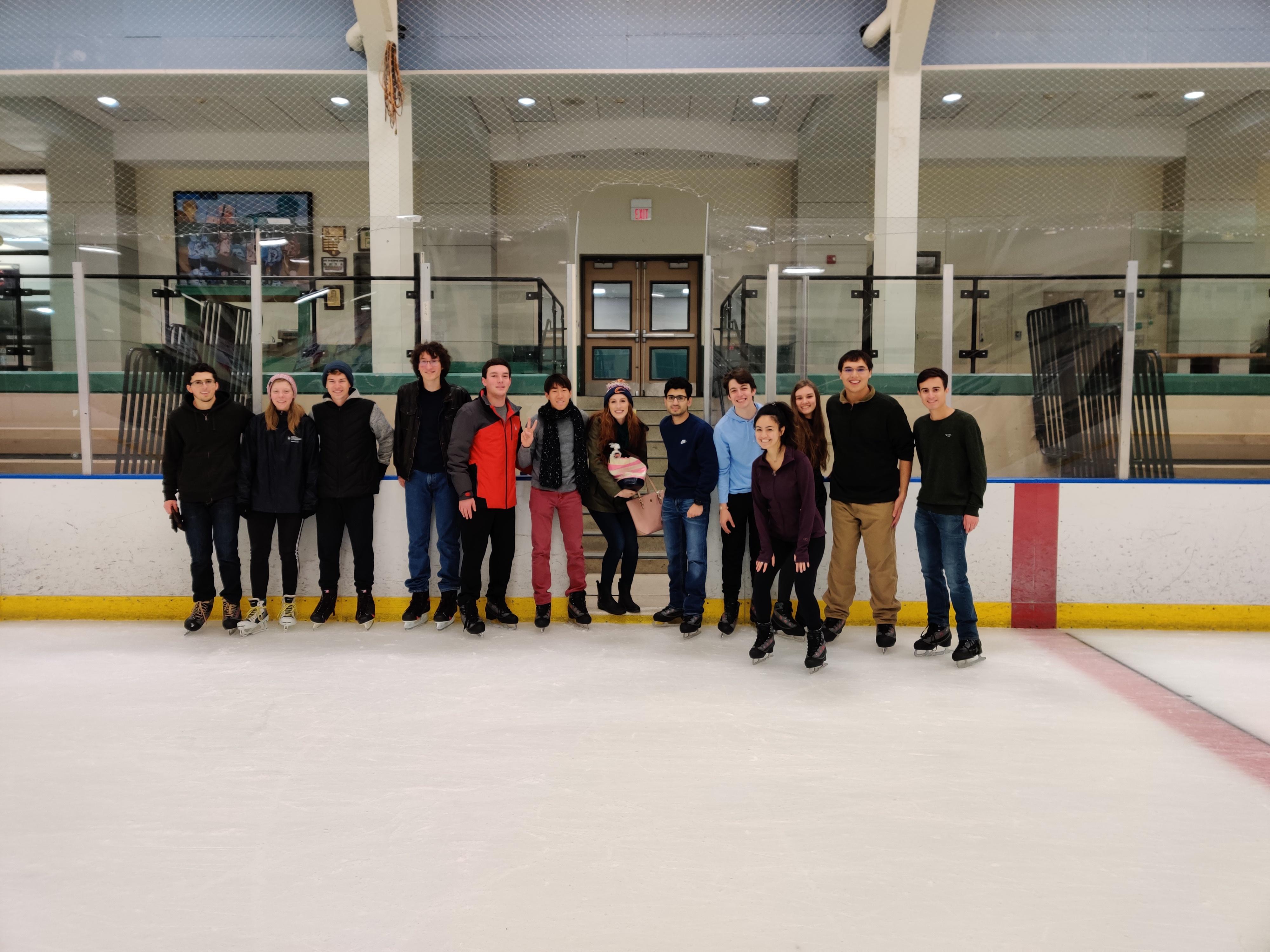 SAF Ice Skating Part 2