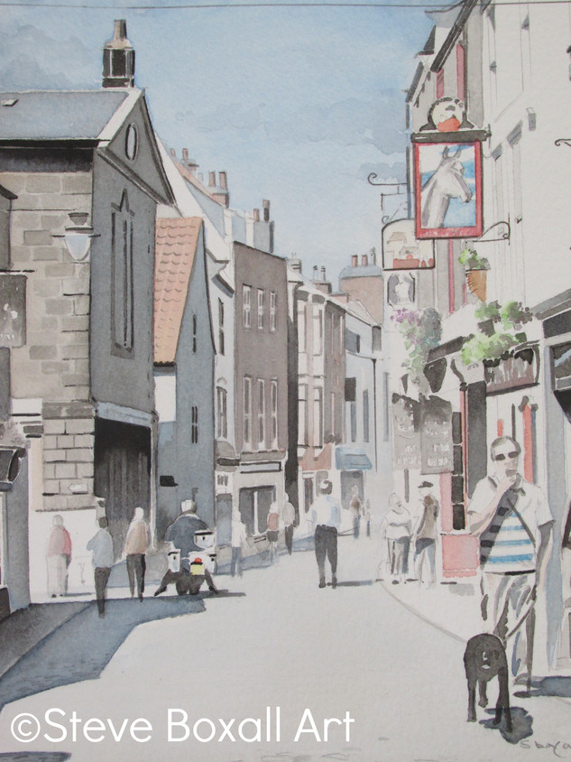 Church Street, Whitby