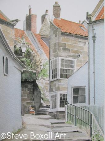 Robin Hood's Bay Cottages (3)