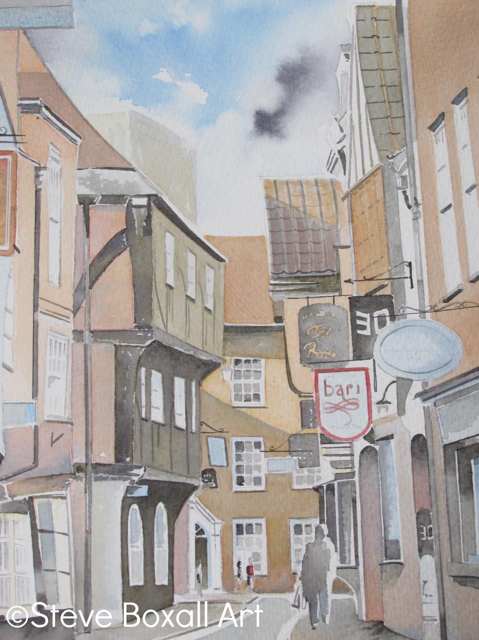 Shambles , York
