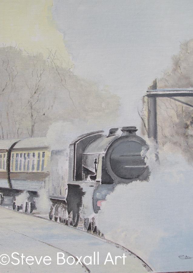 Steam Engine (2)