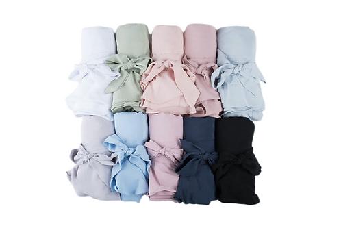 Plain Roxy ruffle robe ★
