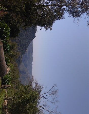 Vista para SantaLúcia
