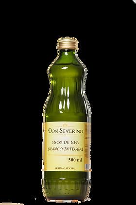 Suco de uva Branco 500ml - Don Severino