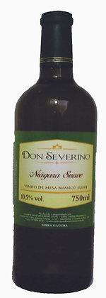 Vinho Branco Suave Niágara - Don Severino