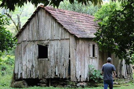 Casa madeira - Strapasson