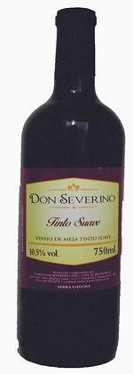 Vinho Tinto Suave - Don Severino