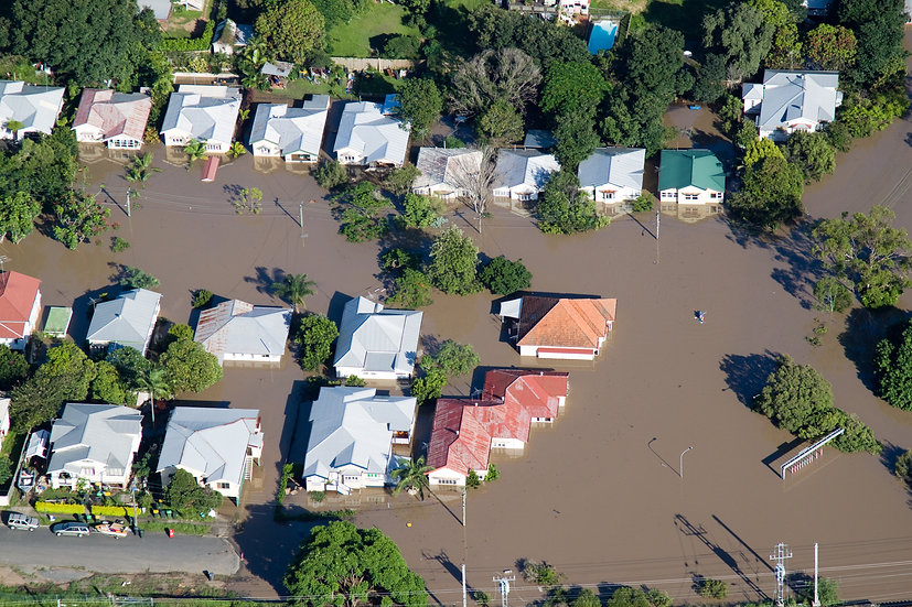 We're ready to restore your home when a flood strikes.