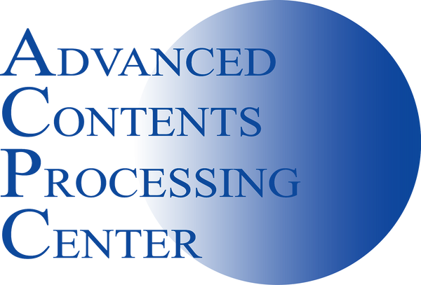Advanced Contents Processing Center