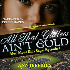 All That Glitters Ain't Gold ACX Cover c