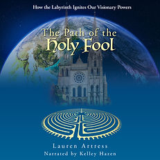 Path of the Holy Fool Audiobook-w-kelley
