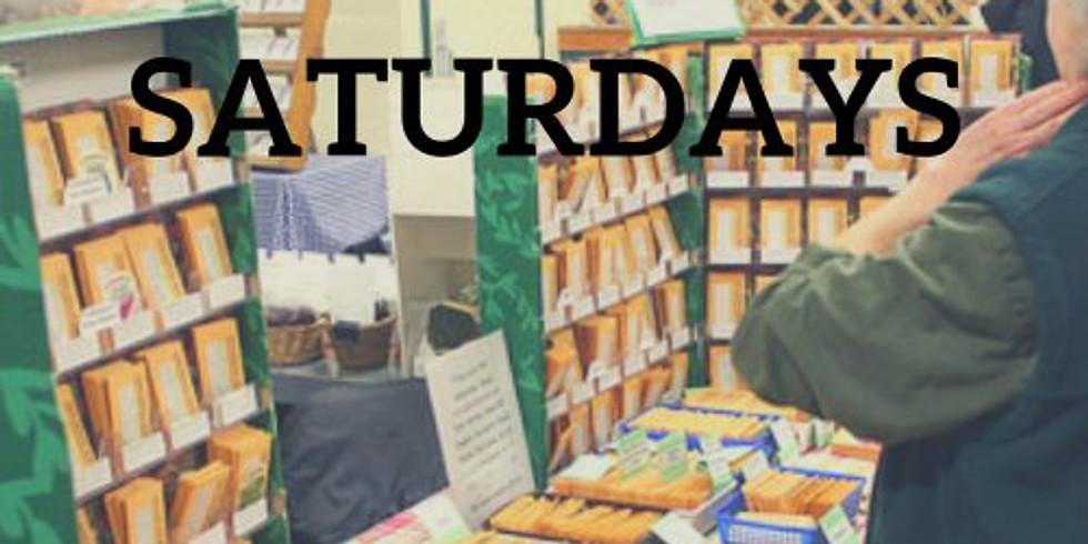 Seedy Saturday - Penticton
