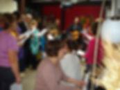 Animation musicale pour l'association Art et Bien-être