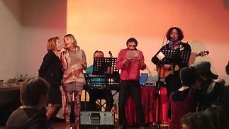 animation musicale et vocale pour la soirée Bal Enchanté