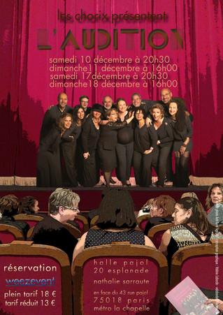 Théâtre et Chorale avec Les Chorix