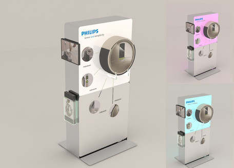philips robot cleanser