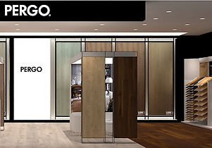 pergo store design