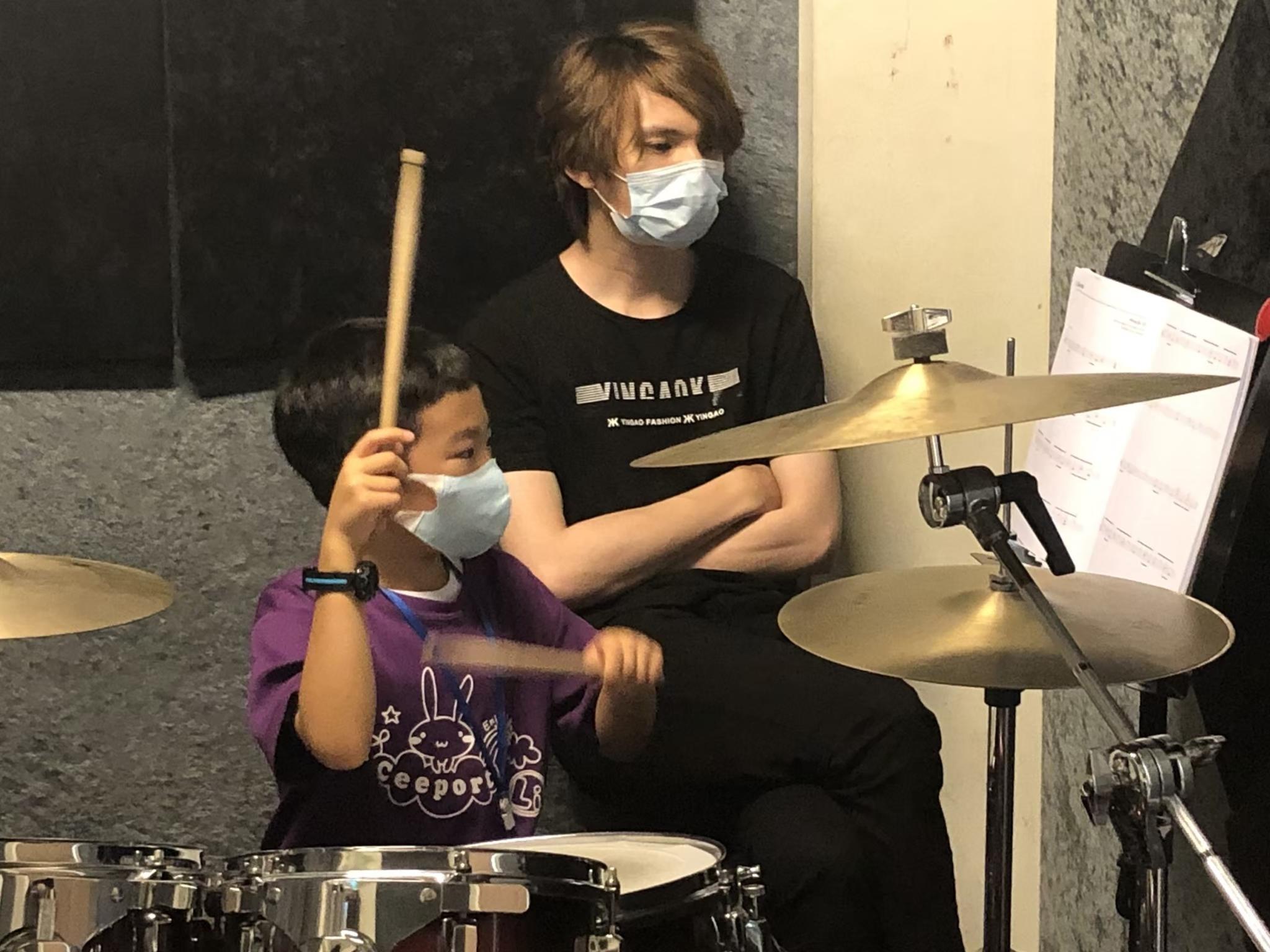 爵士鼓 課程