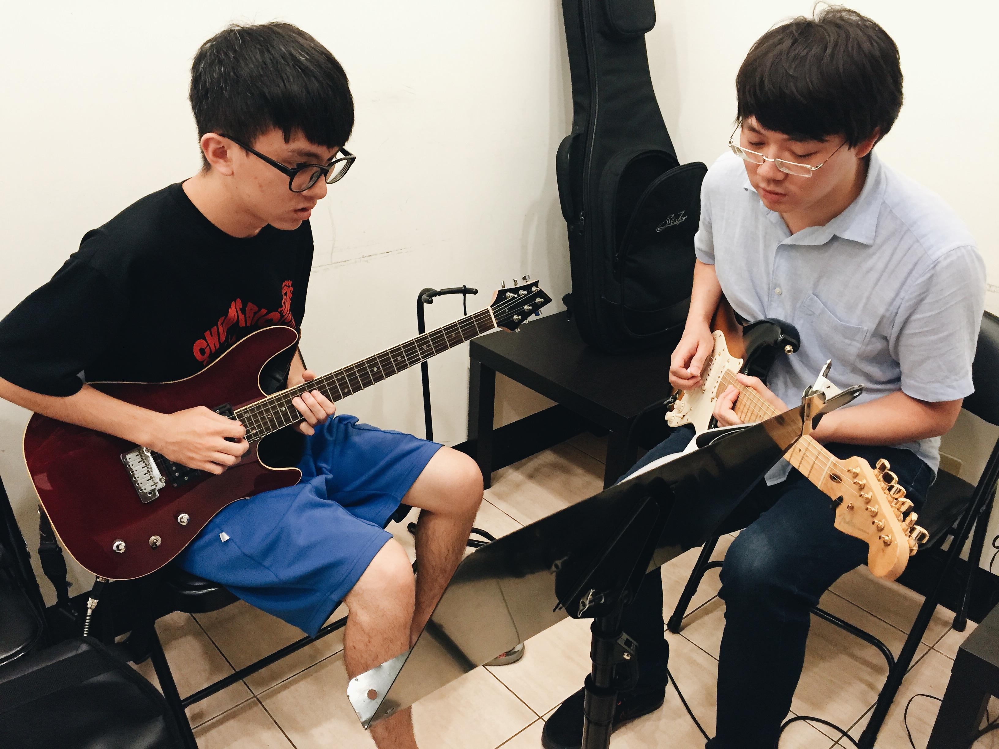 電吉他課程