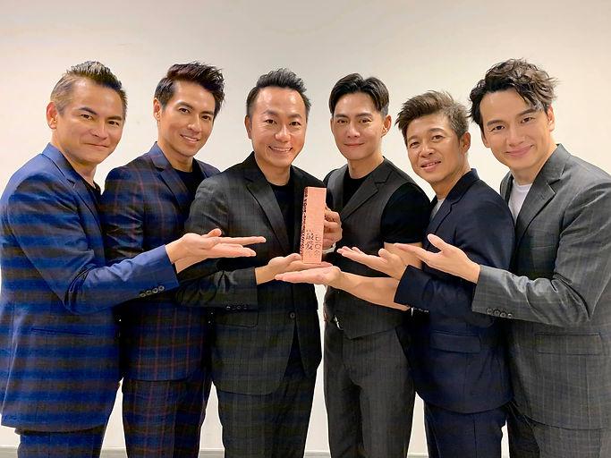 紅孩兒 The Boys以「#故事」一曲獲 最愛金曲獎!4.jpg