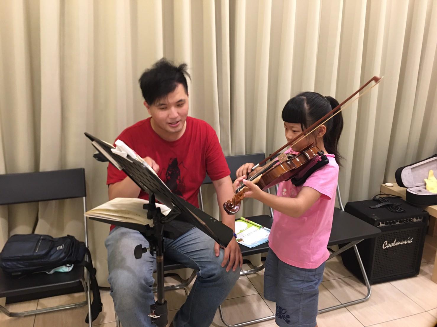 小提琴 課程