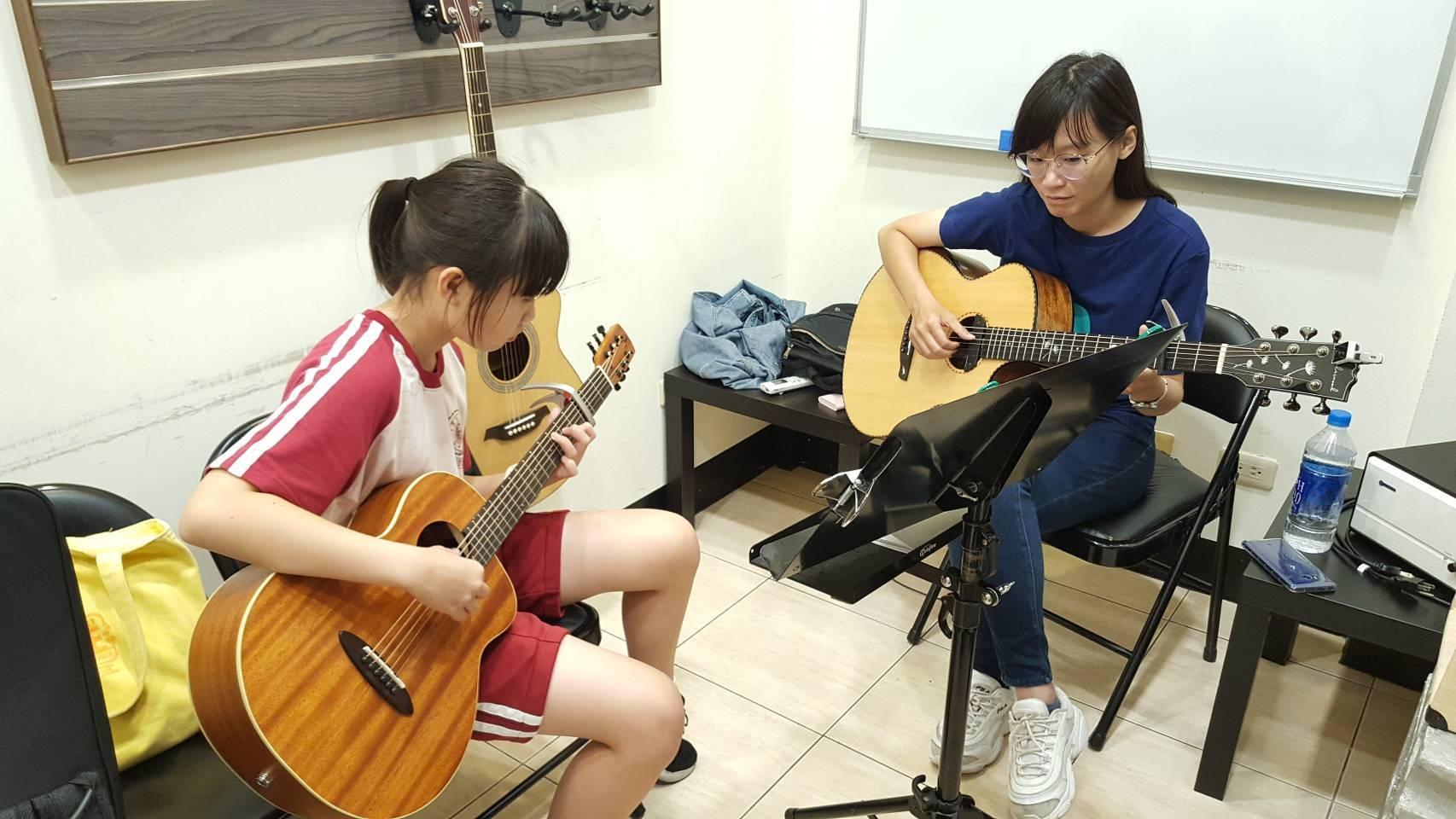 木吉他 課程